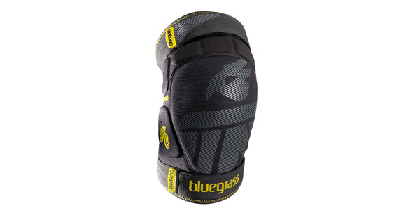 bluegrass Bobcat knee guard beenbescherming zwart